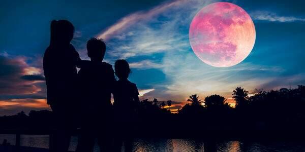 lua-crianca