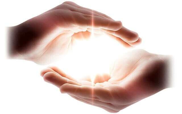 biotoque: energia das mãos