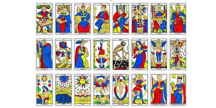 significado das cartas do tarot de marselha