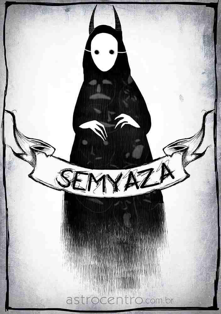 SAMYAZA - Anjos Caídos
