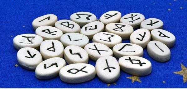 como jogar runas de odin