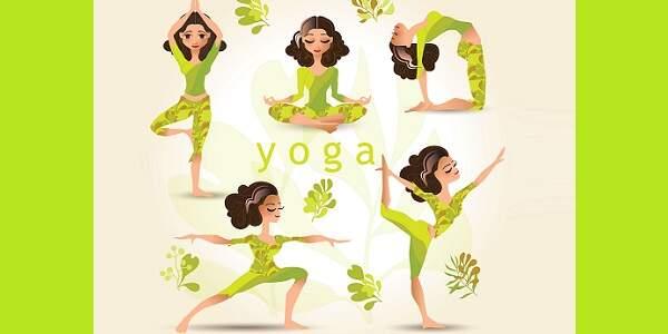 Posições de Yoga para fazer em casa