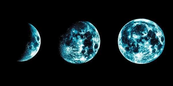 Mudança de Lua em 2018