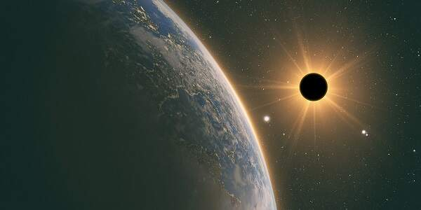 Eclipse solar 2018