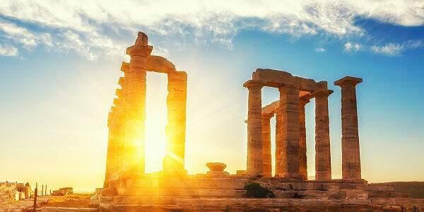 Deuses da mitologia grega