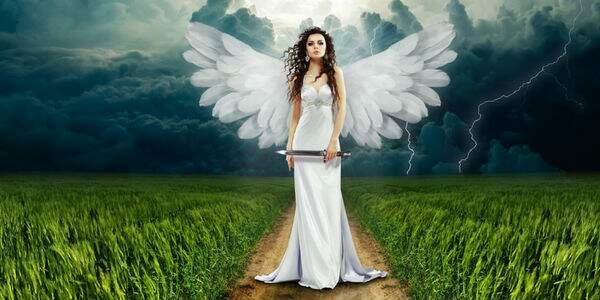 Como invocar um anjo