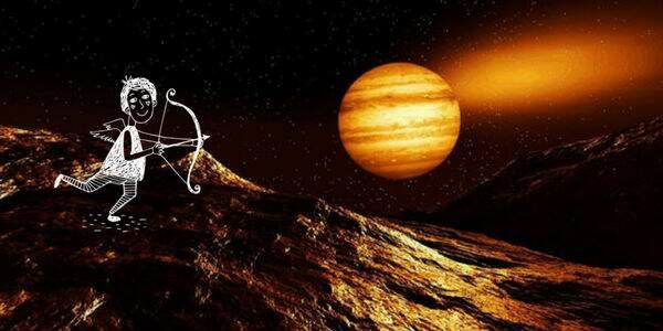 Júpiter em sagitário
