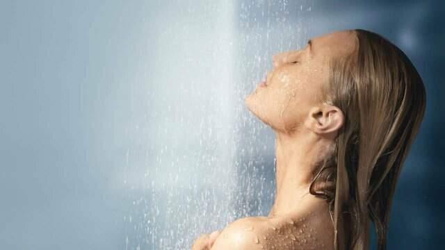 banho para ansiedade