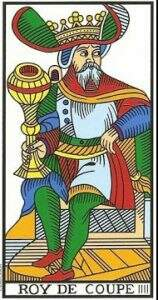 rei de copas no tarot
