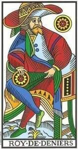 rei de ouros no tarot