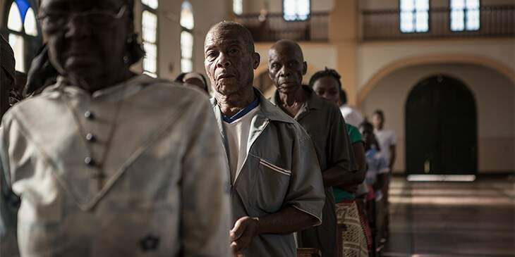 Sonhar com missa na Igreja
