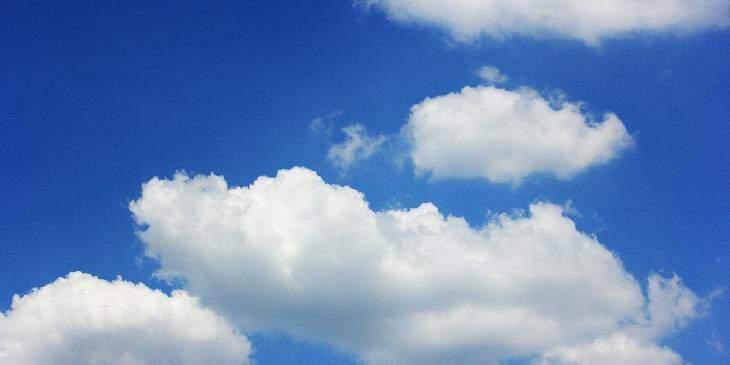 sonhar com nuvens