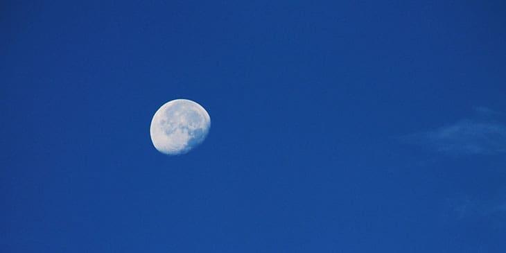 calendário 2020 com fases da lua