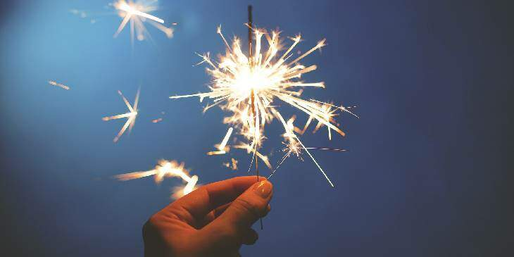 como ter sorte no ano novo