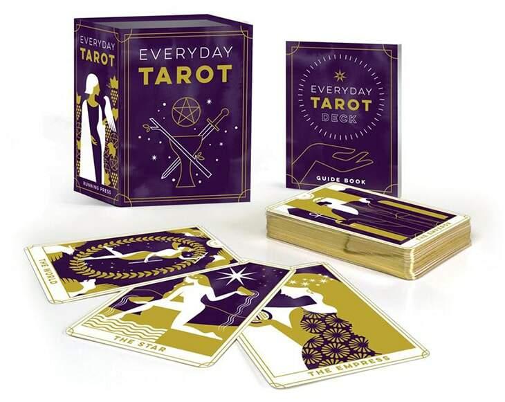 tarots mais bonitos - everyday tarot