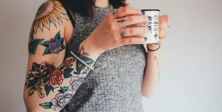 tattoo tarot capa