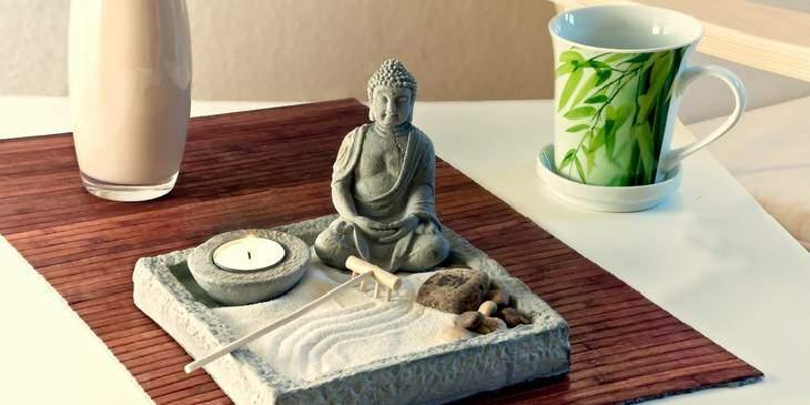 ritual de feng shui