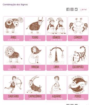 Veja como seu signo se relaciona com outros signos do zodíaco