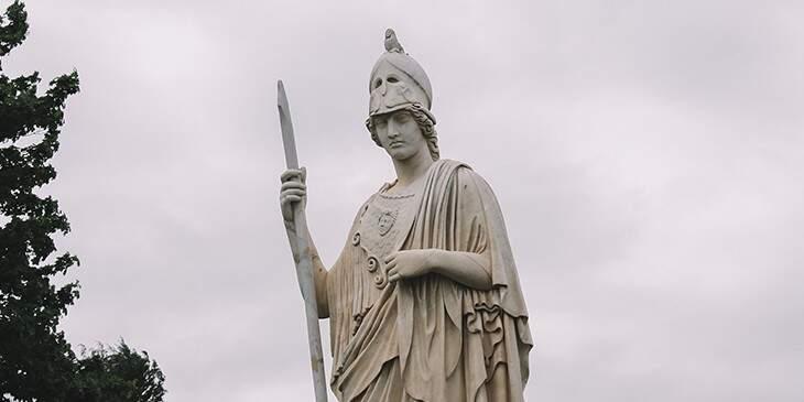 Deusa Atena