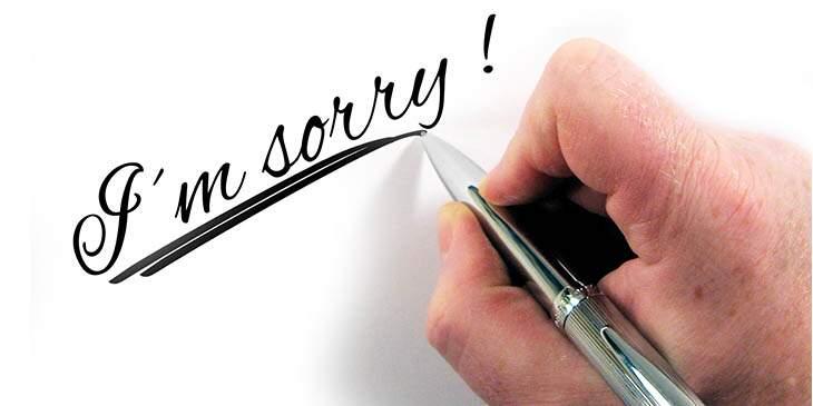 simpatia pra pessoa pedir perdão