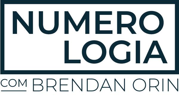 Logo Numerologia com Brendan Orin