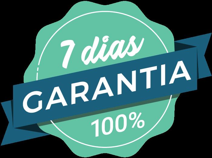 Selo 7 dias de garantia