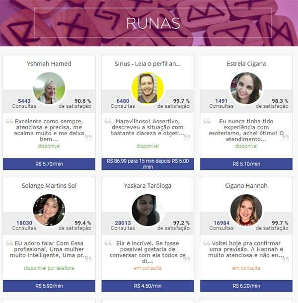 consultar runas online