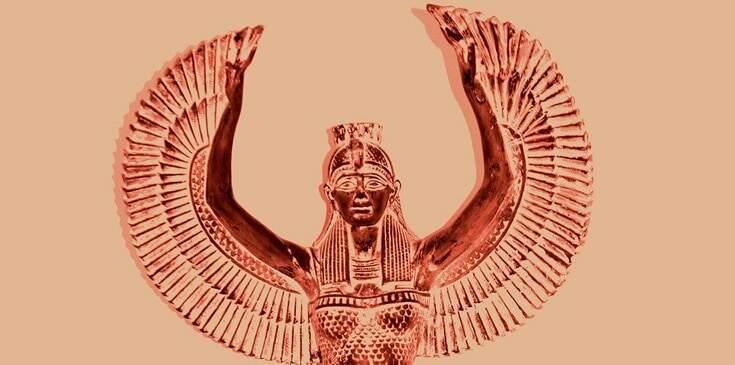 deusa ísis