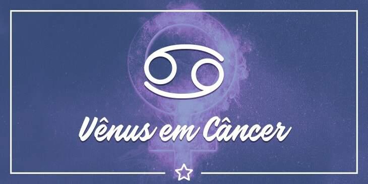 Vênus em Câncer