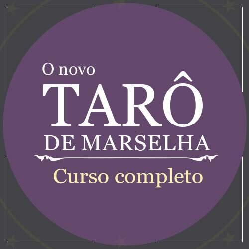 Curso Novo Taro de Marselha - Curso completo