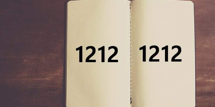 significado de 1212