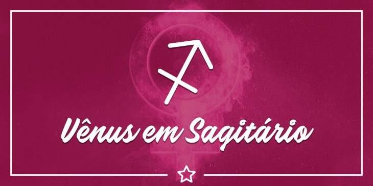 Vênus em Sagitário