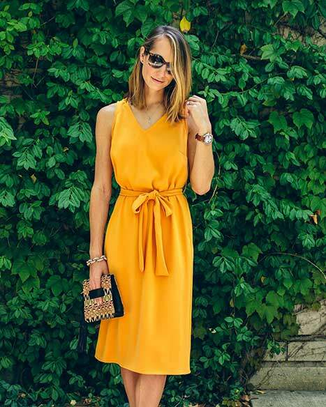 roupa amarela ano novo 2021