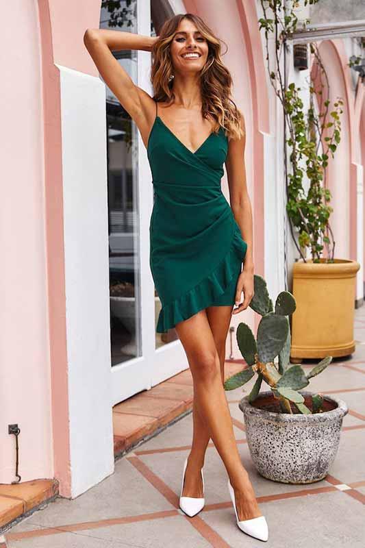 roupa verde ano novo 2021