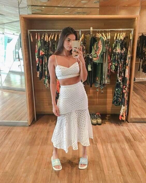 dicas de roupas para ano novo 2021 vestido