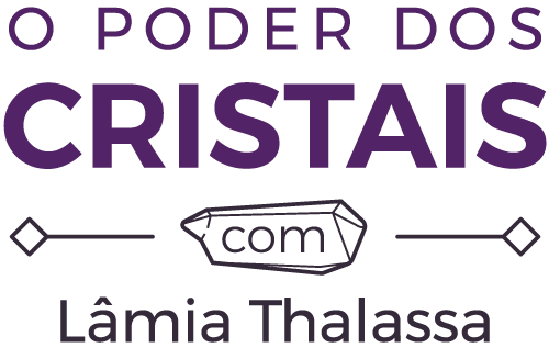 O Poder dos Cristais com Lâmia Thalassa