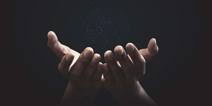 oração para se proteger de energias negativas