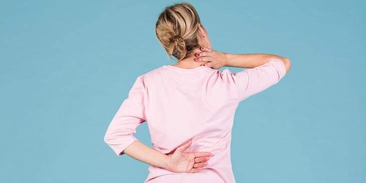 significado espiritual de dor nas costas