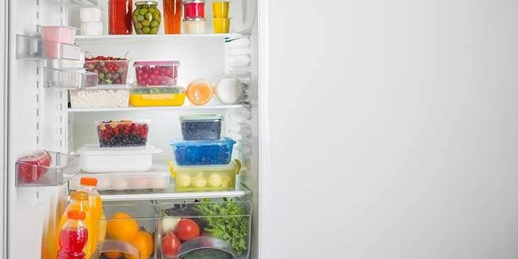 o que significa sonhar com geladeira