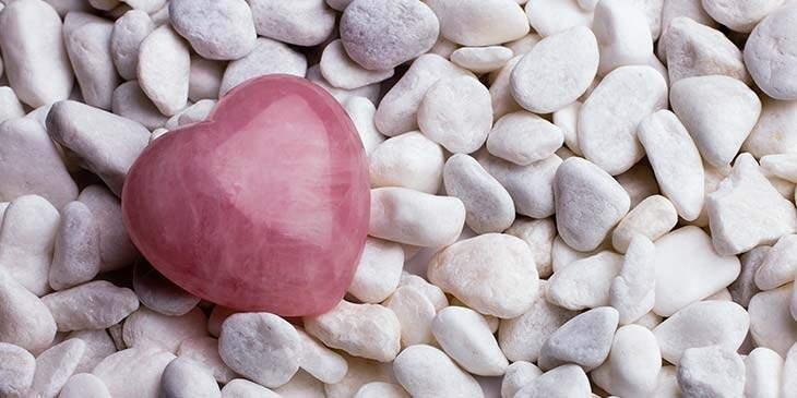 pedras do amor