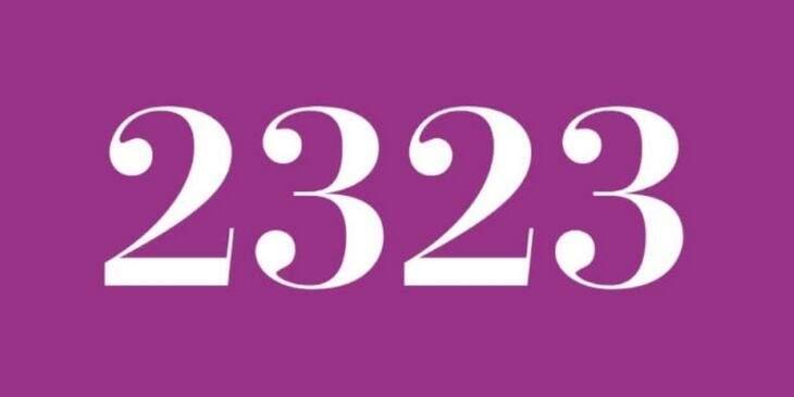 2323 significado