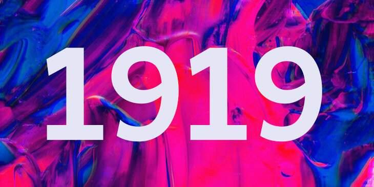 1919 significado