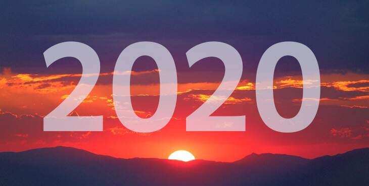 2020 significado