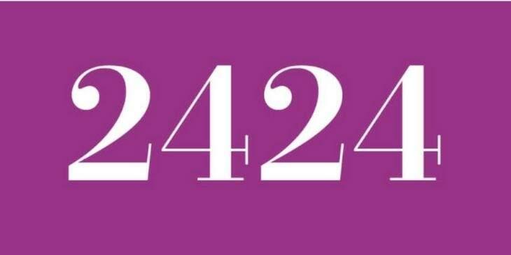 2424 significado
