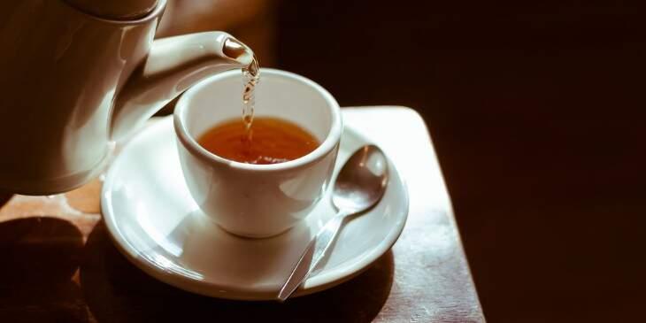 Benefícios do chá de capim cidreira