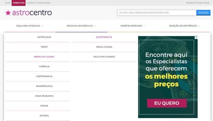 quiromancia online