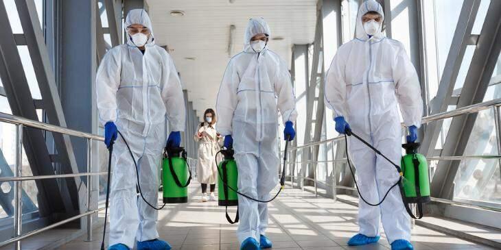 sonhar com pandemia