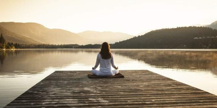 meditação para lei da atração