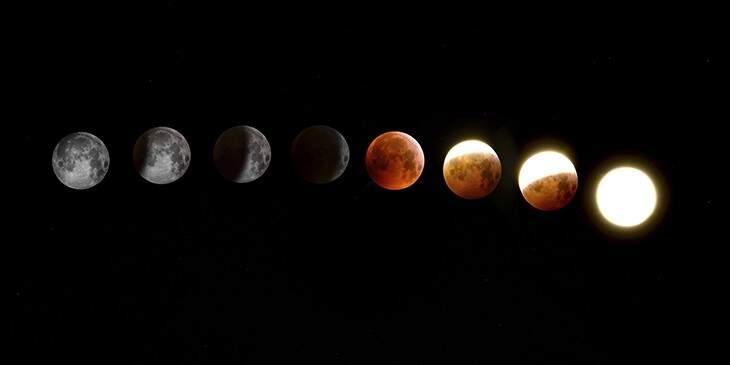 mudança de lua em 2022