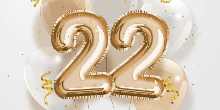 ano pessoal 22 em 2022